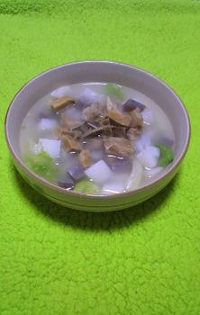 お腹に優しいスープ