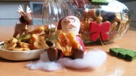 さつまいものフルーツクッキー