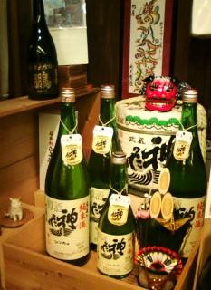 20151228神亀樽酒