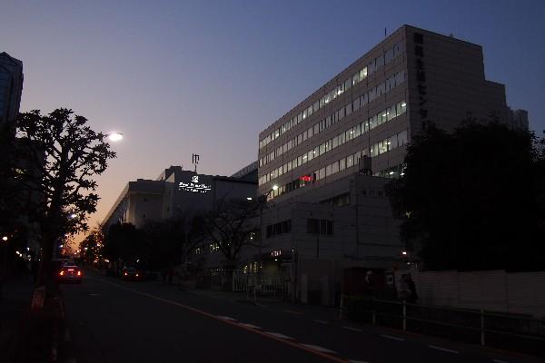 東京都港区高輪 天神坂 グランドプリンスホテル高輪