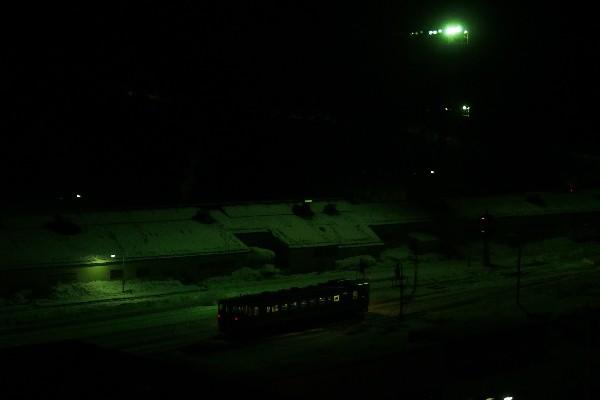 網走駅 JR石北本線 電車