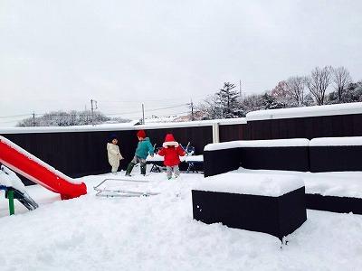 屋上でクリスマス007