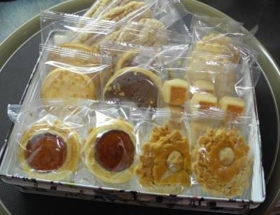 20151203銀座ウエストのお菓子②