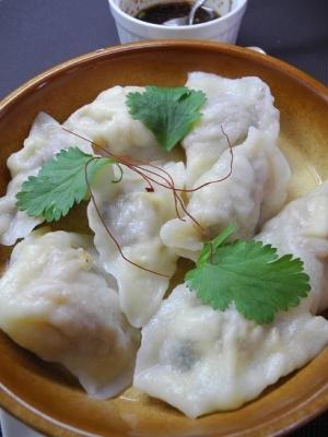 20160222水餃子茹で上がり試食
