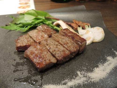 国産牛サーロインステーキ100g
