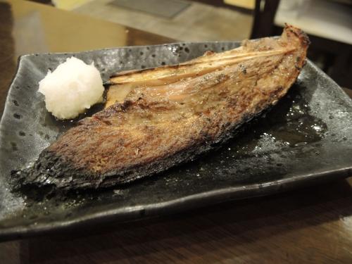 カマ塩ポン酢