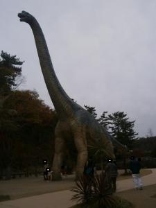 岡崎東公園動物園ブラキオ