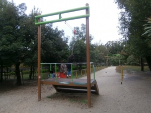 岩ヶ池公園強化4