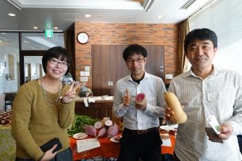 島根からの参加者3名