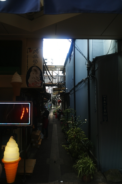 M-Rokkorと佃島