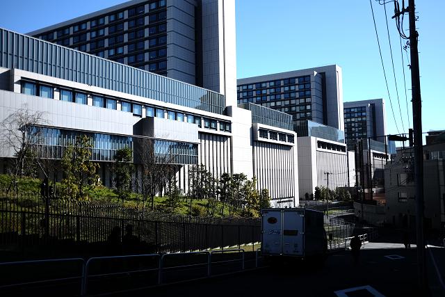 X100sと永田町
