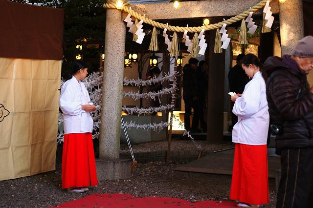 Apo-Rodagon50㎜と川越氷川神社