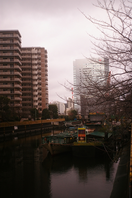 M-Rokkor2828と勝鬨橋
