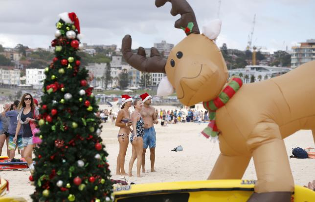 南半球クリスマス