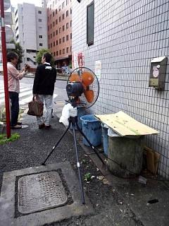 20150606ラーメン二郎三田本店(その1)