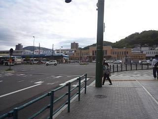 20150607小樽駅へ(その2)