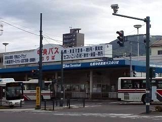 20150607小樽駅へ(その5)