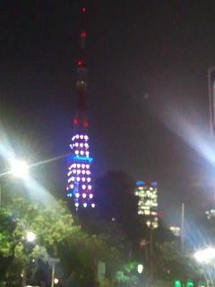 20150702東京タワー