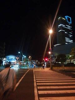20150713夜の高松駅(その2)