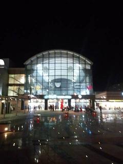 20150713夜の高松駅(その4)