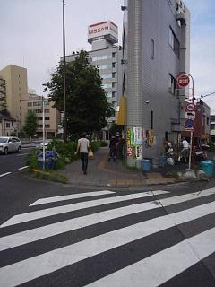 20150725ラーメン二郎三田本店(その1)