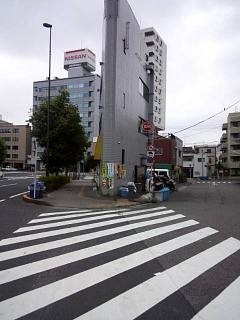 20150808ラーメン二郎三田本店(その1)