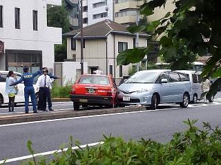 20150808ラーメン二郎三田本店(その8)