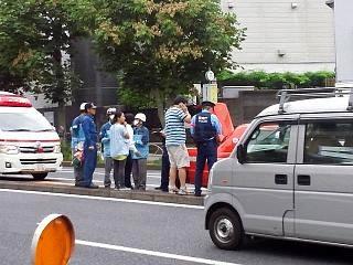 20150808ラーメン二郎三田本店(その9)