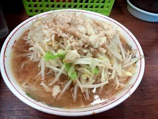 20150815ラーメン二郎品川店(その1)