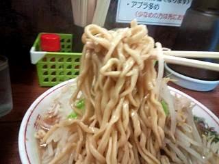 20150815ラーメン二郎品川店(その3)