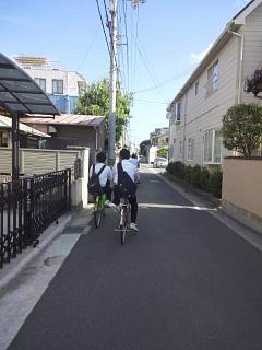 20150824朝サイクリング(その1)