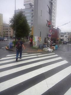 20150829ラーメン二郎三田本店(その1)