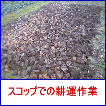 2月3日耕運作業