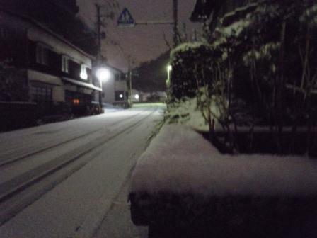 深夜の雪32016-01-24)
