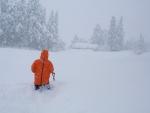 11年屋根雪掘り