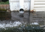 雨戸余の氷