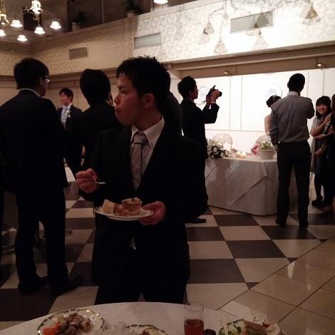 後藤結婚式終盤1-4