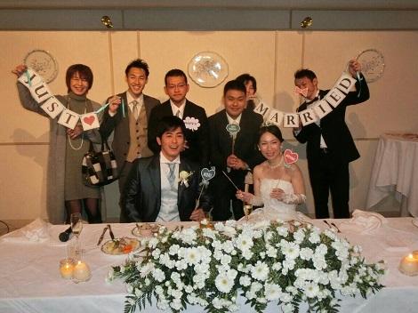 後藤結婚式終盤3
