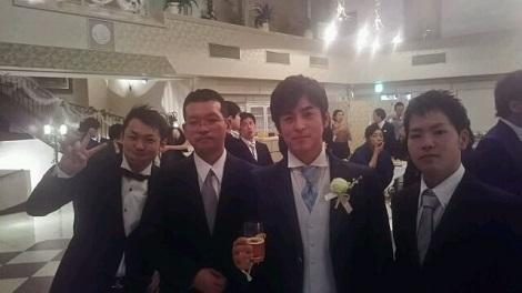後藤結婚式終盤5