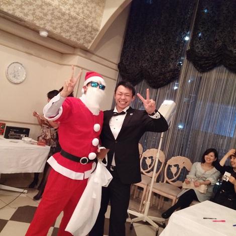 後藤結婚式終盤7ビンゴ3