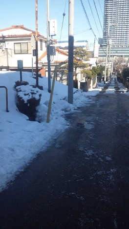 こだまちゃんちの雪2