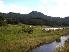 伊那佐山遠景
