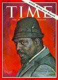 タイム 1964年02月(表紙モンク!)