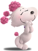 I LOVE スヌーピー THE PEANUTS MOVIE_フィフィFifi