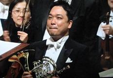 菊本和昭(NHK交響楽団)