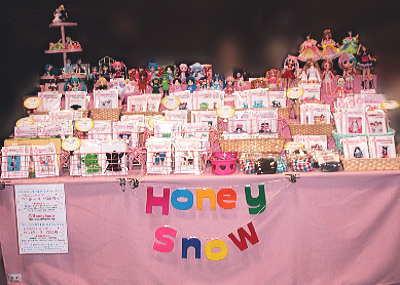 【HoneySnow】 ワンフェス2016冬 イベント・レポ