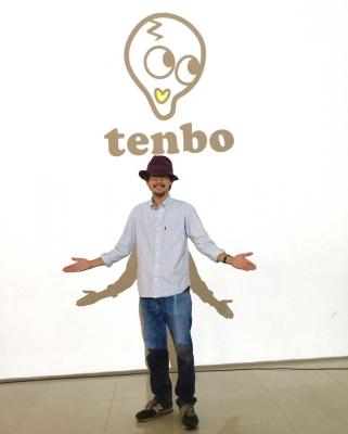 (12) テンボさんのファッションショーにて