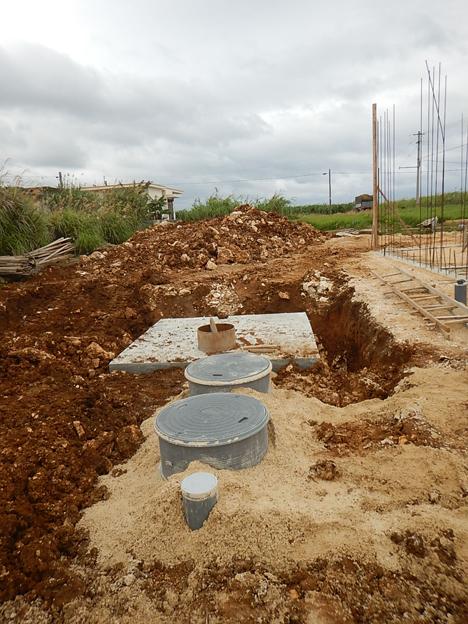 宮古島 浄化槽 汲み取り槽