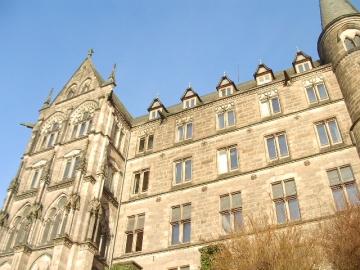 マールブルグ大学旧校舎。