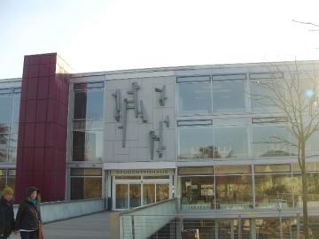 マールブルグ大学生会館。